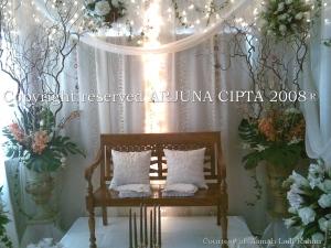 Arjuna Cipta Wedding Dais